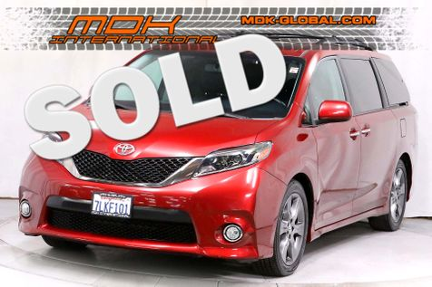 2015 Toyota Sienna SE Premium - Leather - Nav - Back up camera in Los Angeles