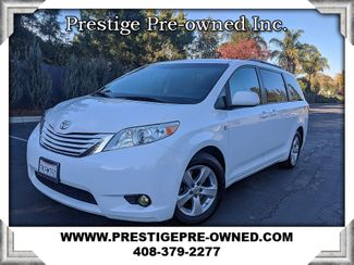2015 Toyota SIENNA LE 8 PASSENGER ((**BACK-UP CAMERA**))  in Campbell CA