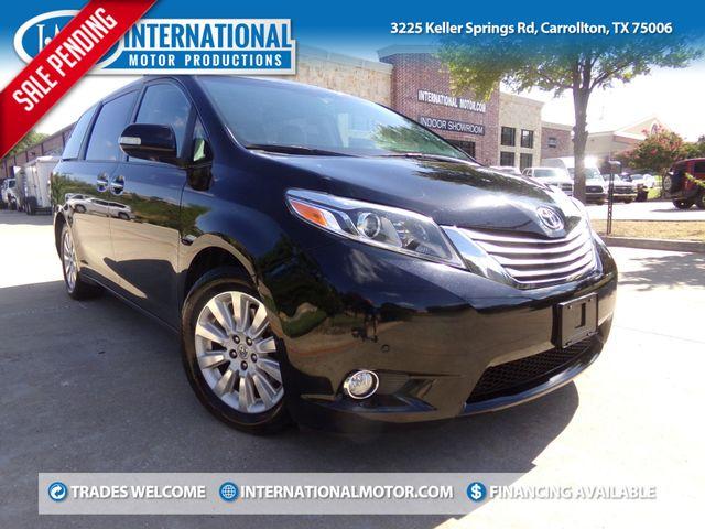 2015 Toyota Sienna Ltd Premium 1 Owner in Carrollton, TX 75006