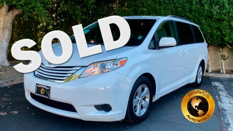 2015 Toyota Sienna LE AAS in cathedral city