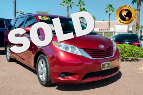 2015 Toyota Sienna LE in cathedral city