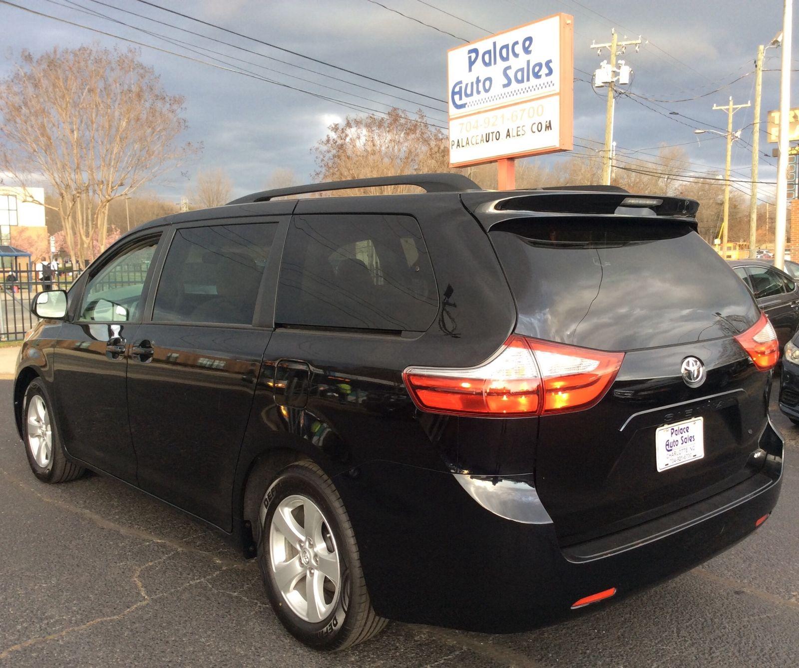 2015 Toyota Sienna LE city NC Palace Auto Sales