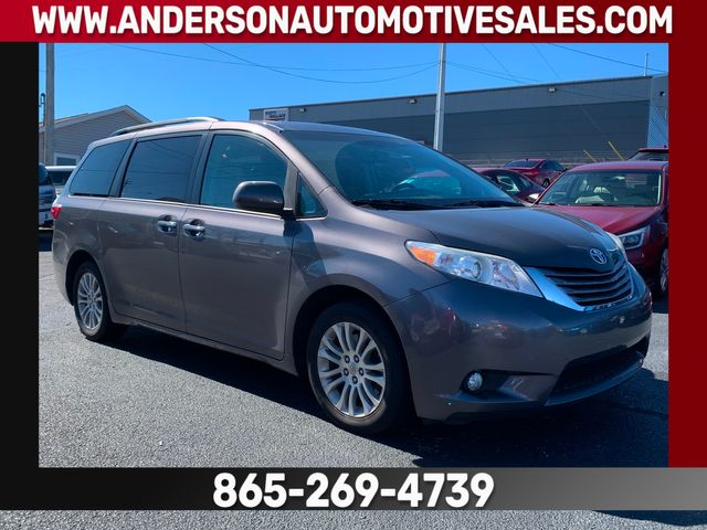 2015 Toyota Sienna XLE in Clinton, TN 37716