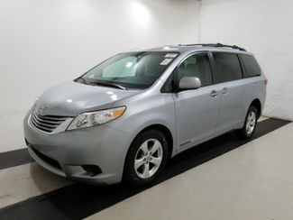 2015 Toyota Sienna LE handicap wheelchair van rear entry.. Dallas, Georgia 1