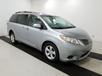 2015 Toyota Sienna LE handicap wheelchair van rear entry.. Dallas, Georgia 3