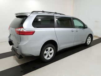 2015 Toyota Sienna LE handicap wheelchair van rear entry.. Dallas, Georgia 4