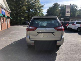2015 Toyota Sienna Handicap wheelchair accessible rear entry Dallas, Georgia