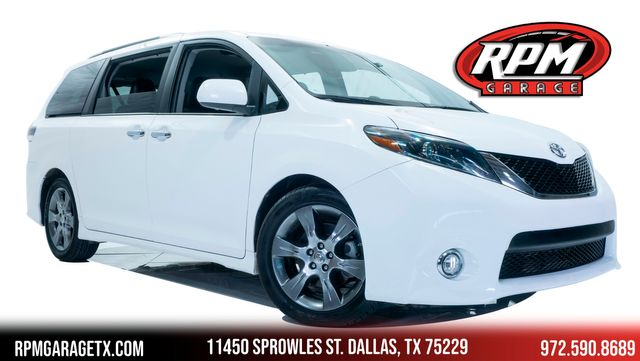 2015 Toyota Sienna SE Premium in Dallas, TX 75229