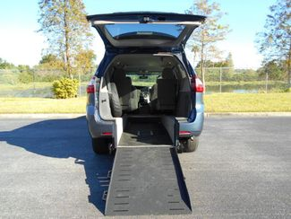 2015 Toyota Sienna Le Wheelchair Van Pinellas Park, Florida