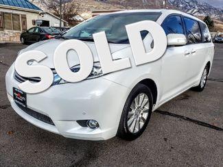 2015 Toyota Sienna Limited AWD 7-Passenger V6 LINDON, UT