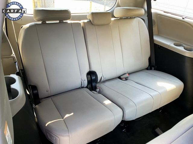 2015 Toyota Sienna Limited Madison, NC 10