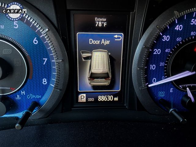 2015 Toyota Sienna Limited Madison, NC 36