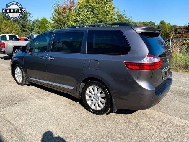 2015 Toyota Sienna Limited Madison, NC 3