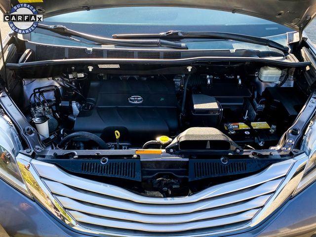 2015 Toyota Sienna Limited Madison, NC 44