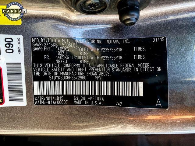 2015 Toyota Sienna Limited Madison, NC 48