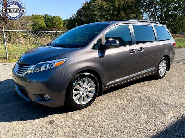 2015 Toyota Sienna Limited Madison, NC 5