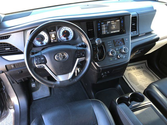 2015 Toyota Sienna SE in Marble Falls, TX 78654