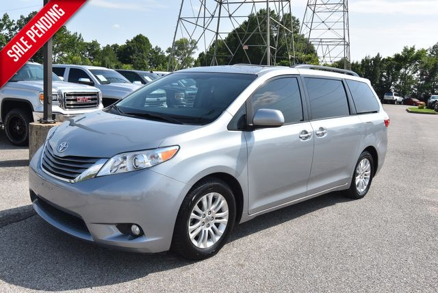 2015 Toyota Sienna XLE in Memphis, Tennessee 38128