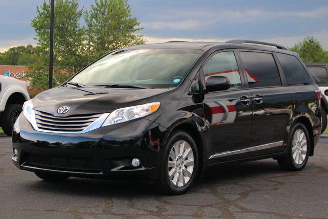 2015 Toyota Sienna XLE Premium AWD - NAVIGATION - REAR DVD - SUNROOF! Mooresville , NC 23