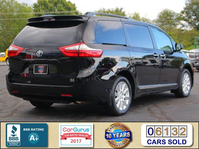 2015 Toyota Sienna XLE Premium AWD - NAVIGATION - REAR DVD - SUNROOF! Mooresville , NC 2