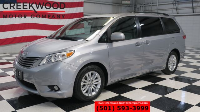2015 Toyota Sienna XLE Premium Tv Dvd Nav Sunroof Leather 1Owner NICE in Searcy, AR 72143