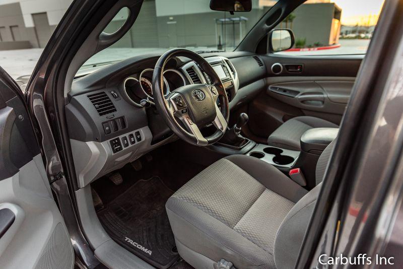 2015 Toyota Tacoma 4X4 Access Cab   Concord, CA   Carbuffs in Concord, CA
