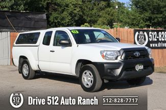 2015 Toyota Tacoma Ext Cab Camper in Austin, TX 78745