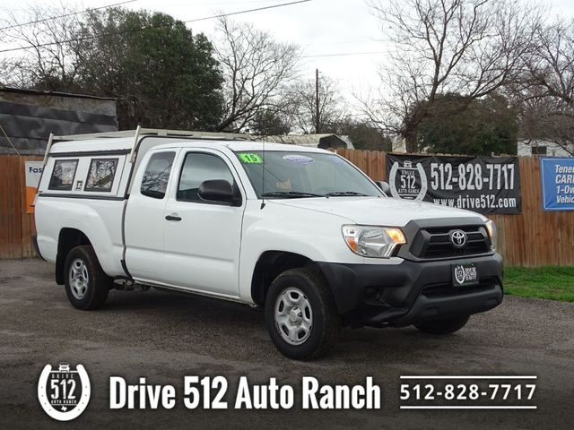 2015 Toyota Tacoma Extended Cab Camper