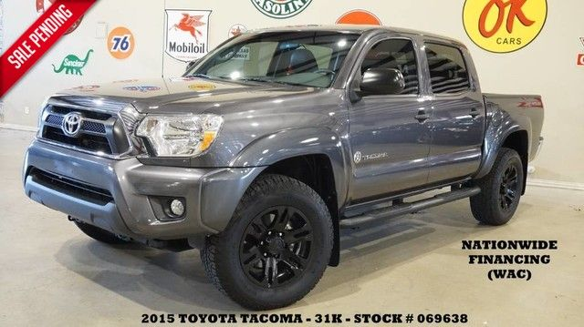 2015 Toyota Tacoma PreRunner SR5 Texas Edition 4X2 BACK-UP CAM,LEA...