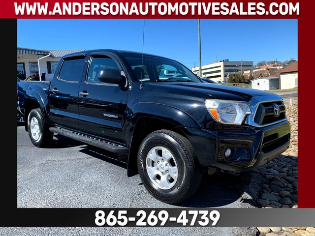 2015 Toyota TACOMA DOUBLE CAB in Clinton, TN 37716