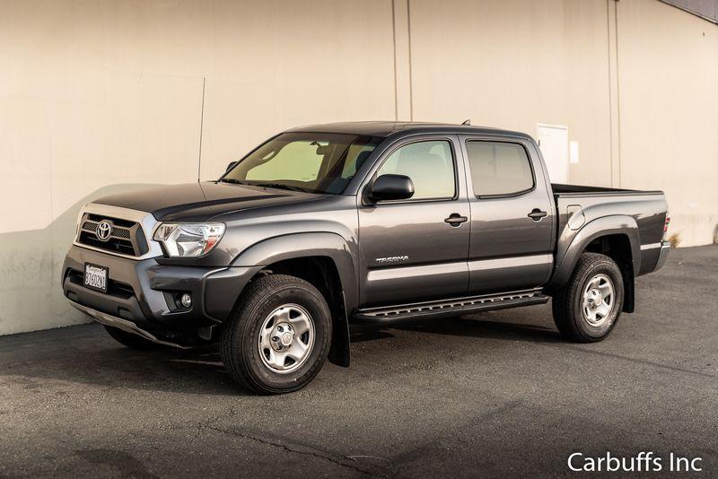 2015 Toyota Tacoma PreRunner 2wd | Concord, CA | Carbuffs