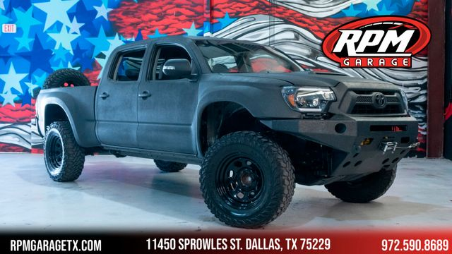 2015 Toyota Tacoma PreRunner Widebody Baja Truck with Many Upgrades