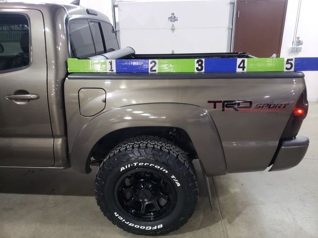 2015 Toyota Tacoma Crew TRD Sport Leveled Warranty in Dickinson, ND 58601