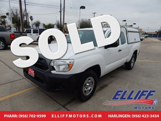 2015 Toyota Tacoma Ext Cab in Harlingen, TX 78550