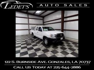 2015 Toyota Tacoma ACCESS CAB - Ledet's Auto Sales Gonzales_state_zip in Gonzales