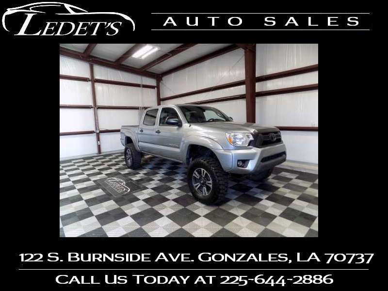 2015 Toyota Tacoma PreRunner - Ledet's Auto Sales Gonzales_state_zip in Gonzales Louisiana