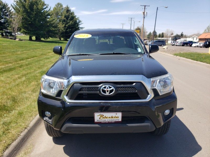 2015 Toyota Tacoma Double Cab Long Bed  city MT  Bleskin Motor Company   in Great Falls, MT