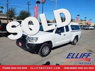 2015 Toyota Tacoma SR5 Extended Cab in Harlingen, TX 78550