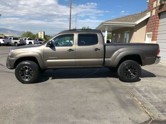 2015 Toyota Tacoma Double Cab Long Bed V6 5AT 4WD LINDON, UT 6
