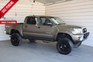 2015 Toyota Tacoma TRD Off Road Lifted Custom wheels and Tires in McKinney Texas, 75070