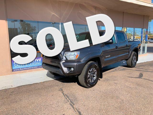 2015 Toyota Tacoma PreRunner 3 MONTH/3,000 MILE NATIONAL POWERTRAIN WARRANTY Mesa, Arizona