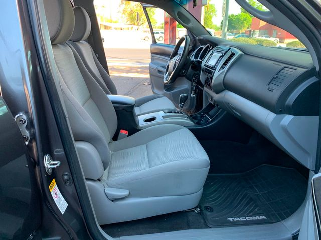 2015 Toyota Tacoma PreRunner 3 MONTH/3,000 MILE NATIONAL POWERTRAIN WARRANTY Mesa, Arizona 13