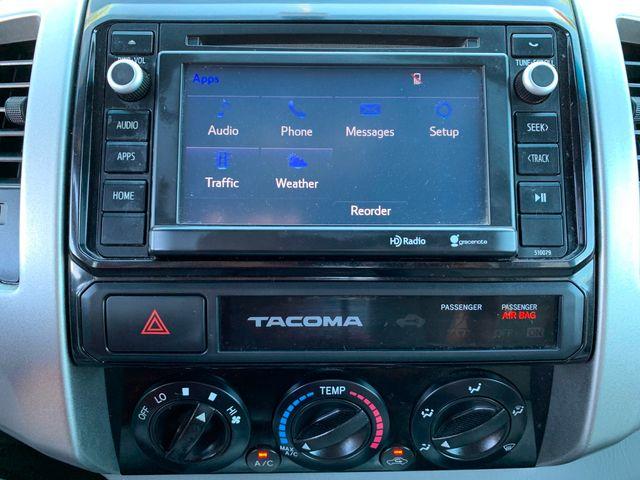 2015 Toyota Tacoma PreRunner 3 MONTH/3,000 MILE NATIONAL POWERTRAIN WARRANTY Mesa, Arizona 17