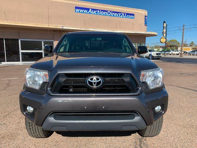 2015 Toyota Tacoma PreRunner 3 MONTH/3,000 MILE NATIONAL POWERTRAIN WARRANTY Mesa, Arizona 7