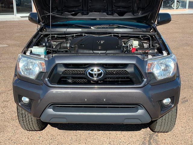 2015 Toyota Tacoma PreRunner 3 MONTH/3,000 MILE NATIONAL POWERTRAIN WARRANTY Mesa, Arizona 8