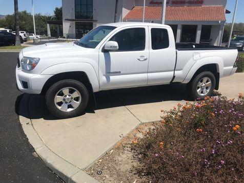 2015 Toyota Tacoma PreRunner | San Luis Obispo, CA | Auto Park Sales & Service in San Luis Obispo, CA