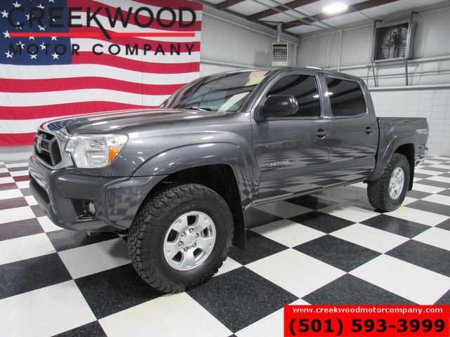 2015 Toyota Tacoma SR5 TRD Offroad V6 Auto Crew Cab Cloth Leveled in Searcy, AR 72143