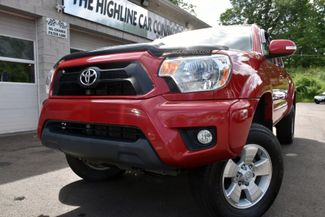 2015 Toyota Tacoma 4WD Double Cab V6 MT TRD Pro (Natl) Waterbury, Connecticut 4