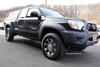 2015 Toyota Tacoma 4WD Access Cab I4 AT Waterbury, Connecticut 7