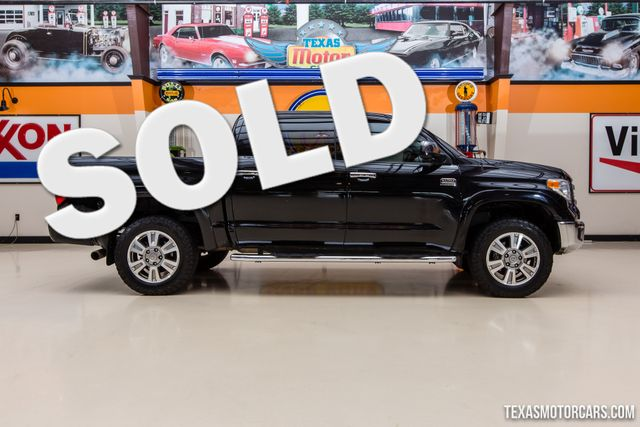 2015 Toyota Tundra 1794 4X4